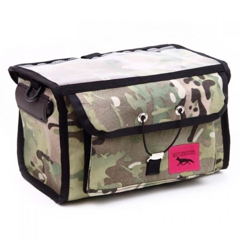 "SWIFT INDUSTRIES ""PALOMA"" handlebar bag(x-pac/multicam)"