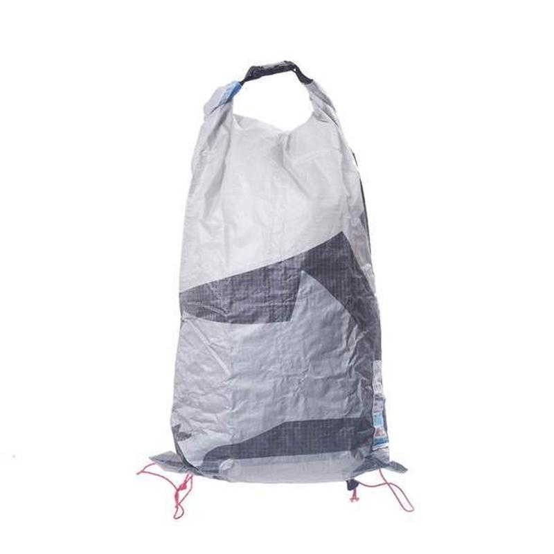 """Outer Shell  """"Foldable Backpack"""" ライトグレー"""