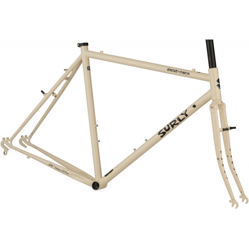 "SURLY ""CROSS × CHECK"" フレームセット MY MILK SHAKE"