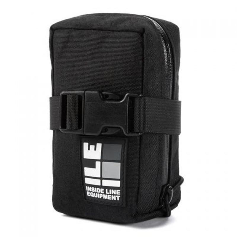 "ILE ""all mountain seat bag"" black"