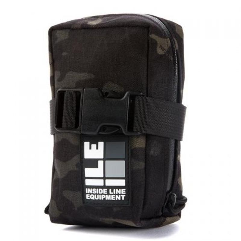 "ILE ""all mountain seat bag"" multicam black"