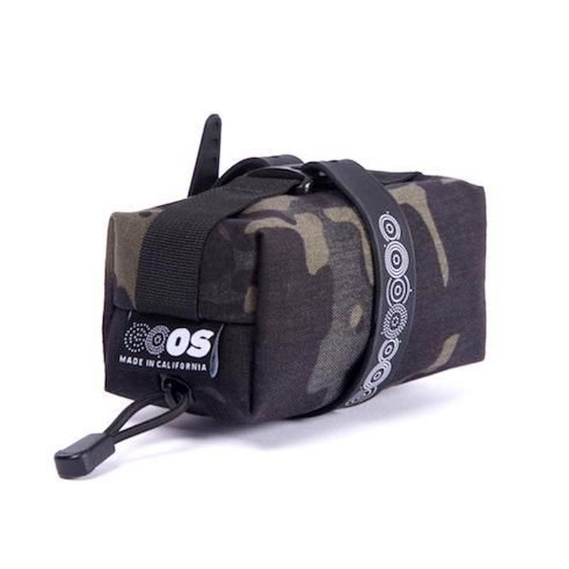 "Outer Shell ""Mini Saddlebag"" MULTICAM BLACK X-PAC"