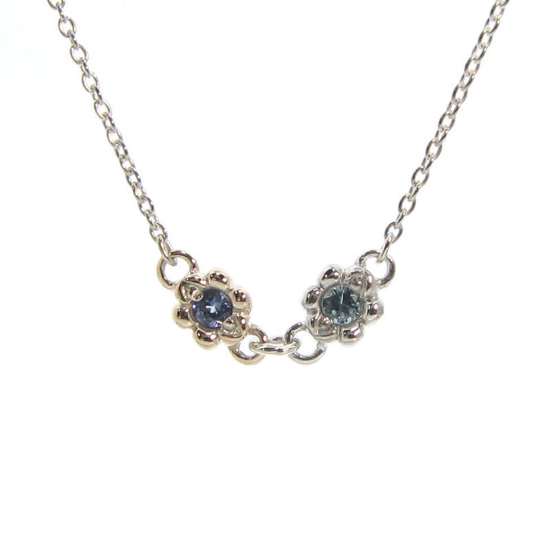 4Color flowerネックレス