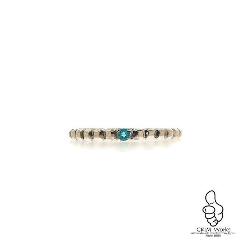 Shine & 1Stone Ring~SV925~