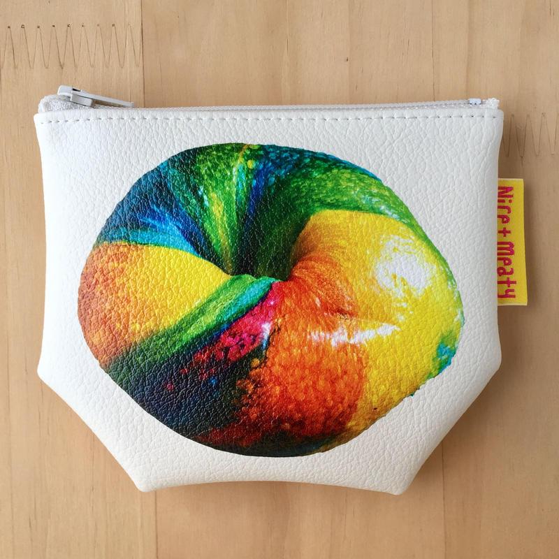Mini pouch - Bagel