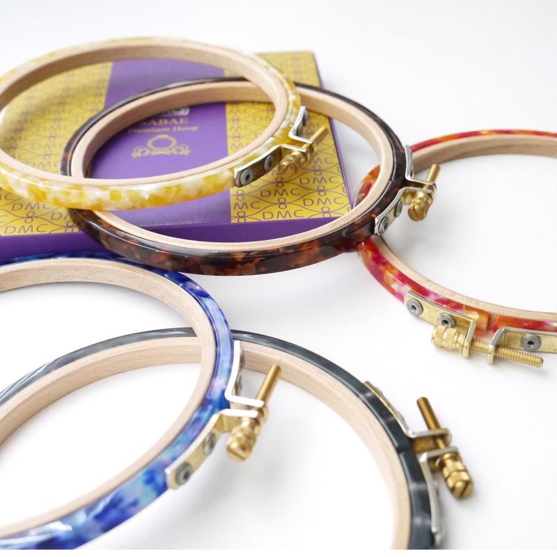 刺繍枠 SABAE Premium Hoop