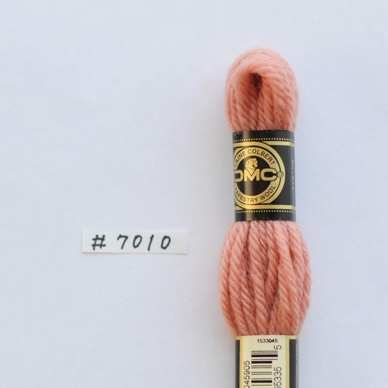 ウール糸(暖色系)