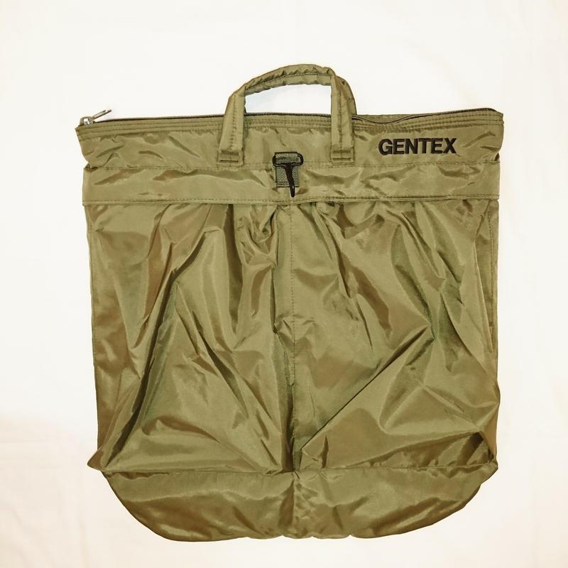 【GENTEX/ジェンテックス】ヘルメットバッグ