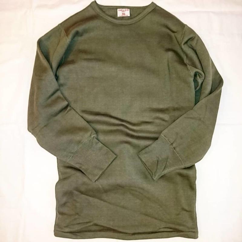 【French Army Sweat shirt Deadstock】フランス軍 スウェットシャツ デッドストック