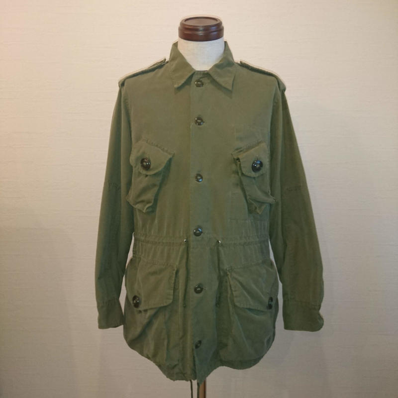 【CANADIAN Army MKⅡField jacket Used】カナダ軍 MKⅡ フィールドジャケット used