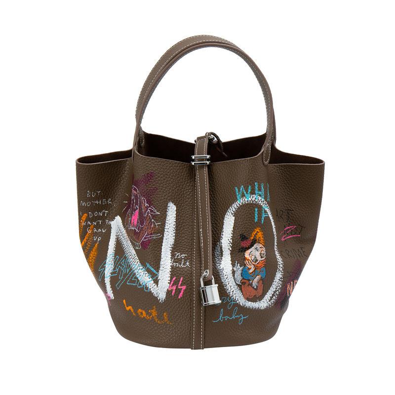 Cube Bag / size L / No.91