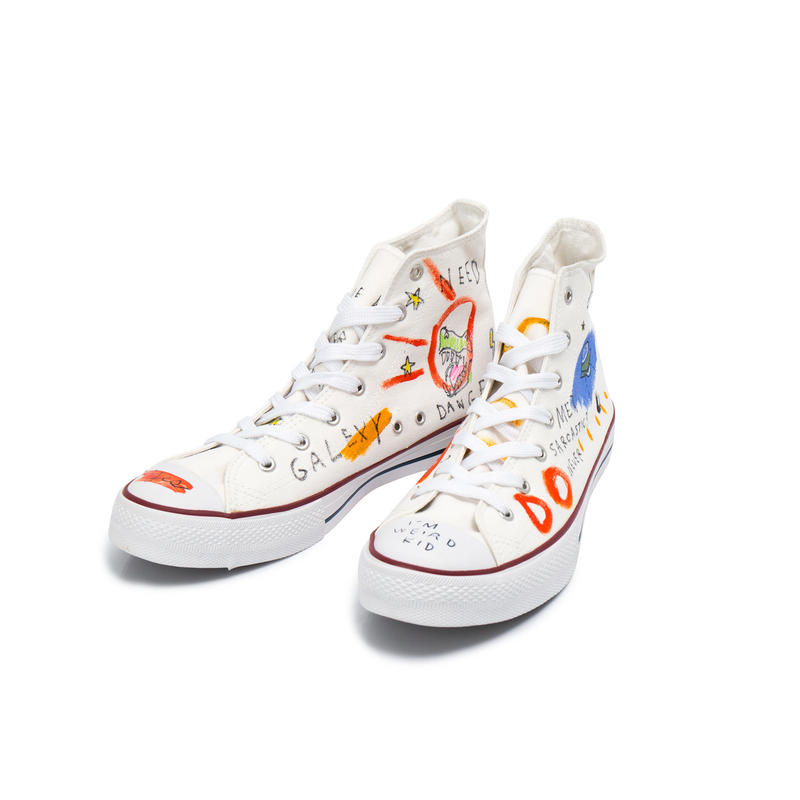 Hand Painted Sneaker / 27.0 cm / No.2