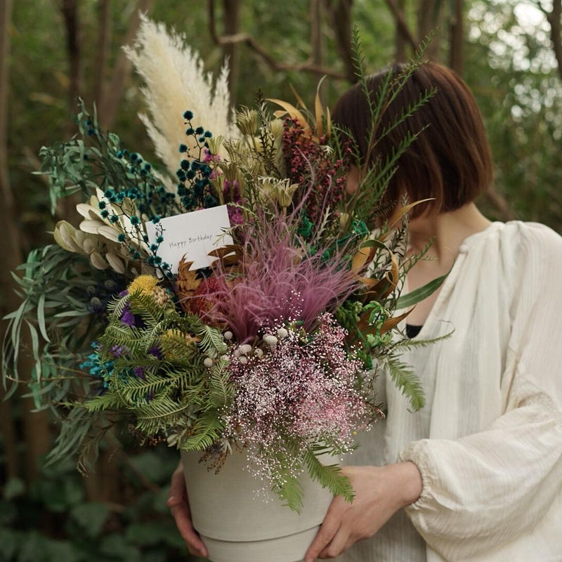 Dryflowerarrangement