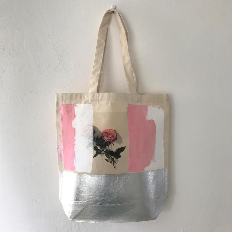 【zaziquo】one off tote bag (F)