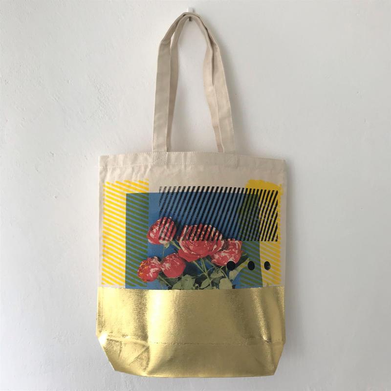 【zaziquo】one off tote bag (D)