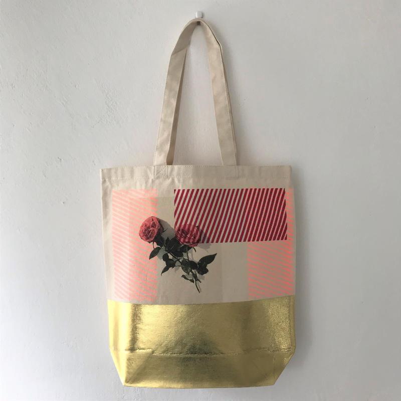 【zaziquo】one off tote bag (G)