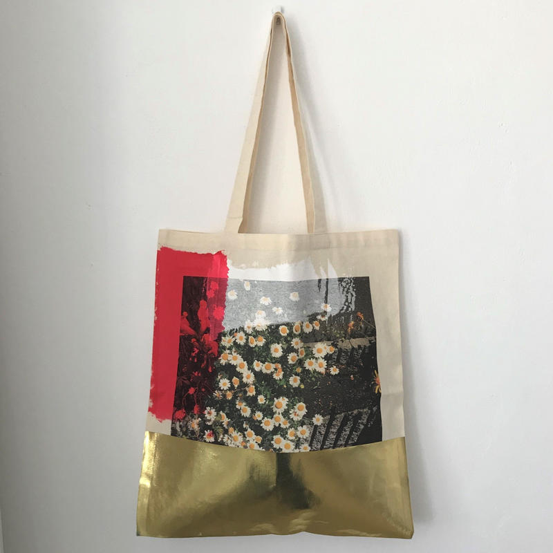 【zaziquo】one off tote bag (B)