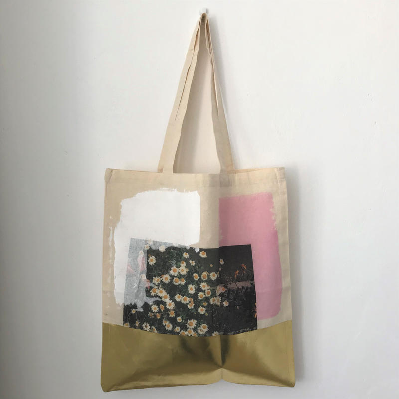 【zaziquo】one off tote bag (A)