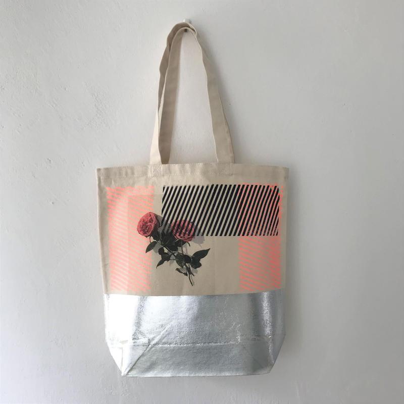【zaziquo】one off tote bag (H)