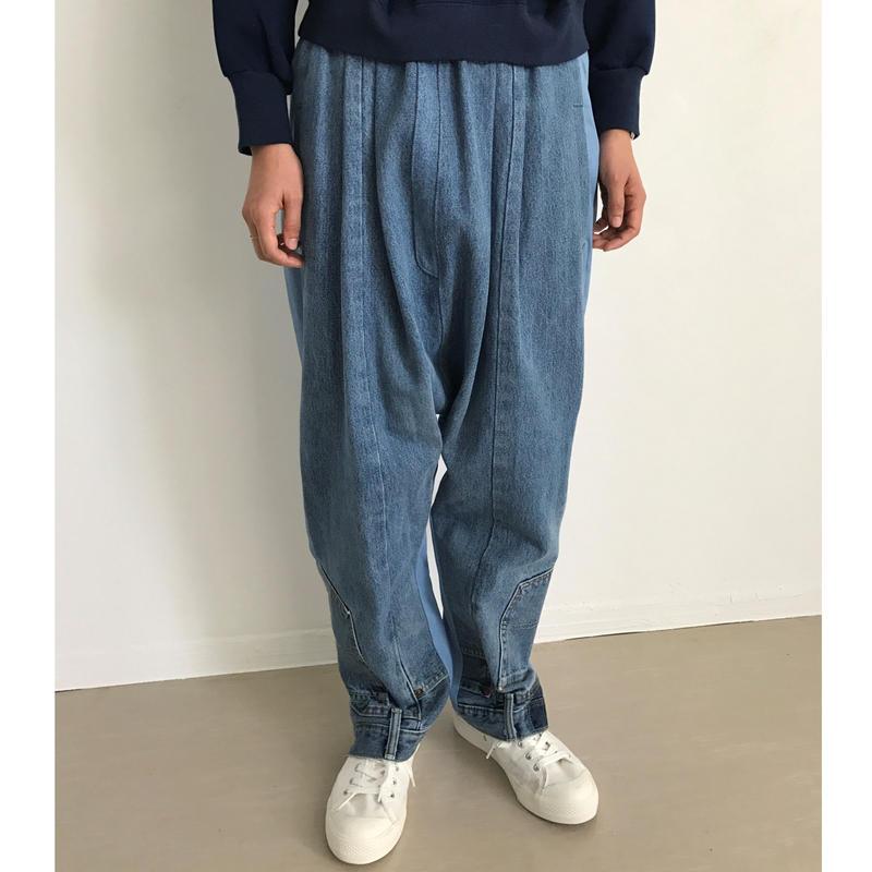 【SPOLOGUM】ALTER DENIM EASY PANTS (size : unisex)