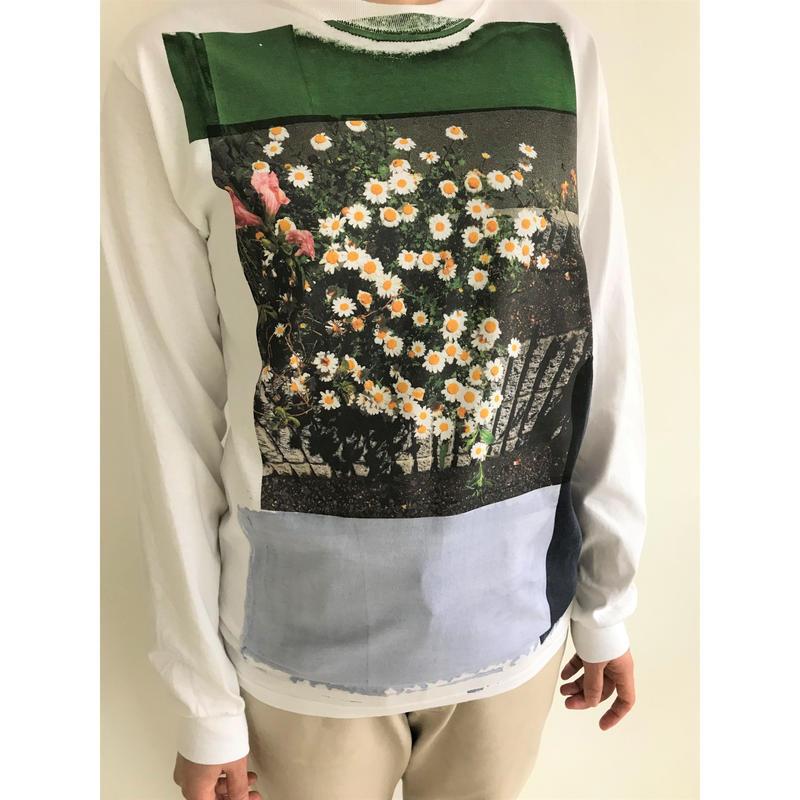 【zaziquo】one off long sleeve T-shirts (B)