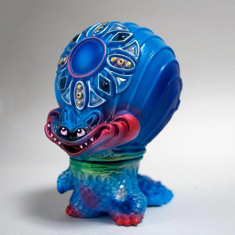 宇宙魚人 ギョグラ (gyogura) 第4期彩色版