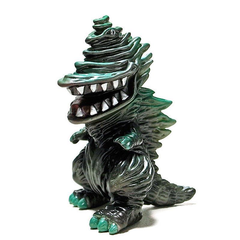 大怪獣 ギザラ (gizalla)  スーフェス79 gumtaro彩色版