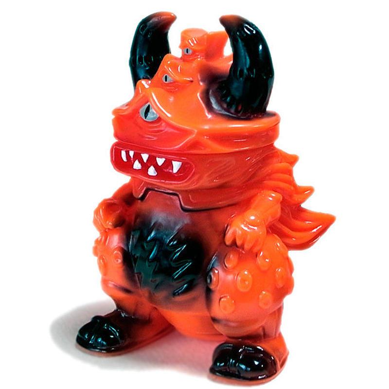 ガジョラ たのしい怪獣 gumtaro彩色版