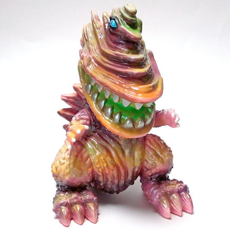 たのしい怪獣 キングギザラ B Type gumtaro彩色1点もの