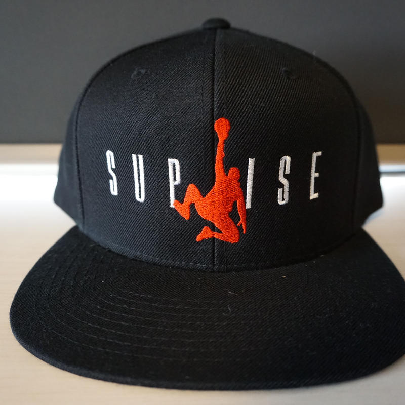 "RUGGED'' suprise"" (Black)"