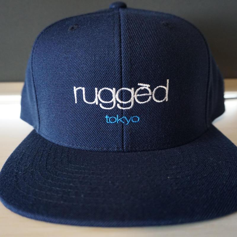 RUGGED ''rugged tokyo'' snap back (nave)