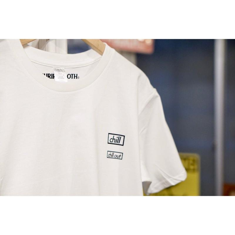 "Guadalupe   tee   ""chill ver""    white"