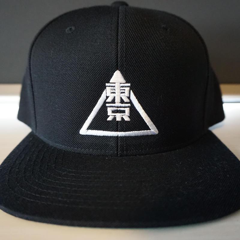 RUGGED''TOKYO MASON'' snapback (Black)