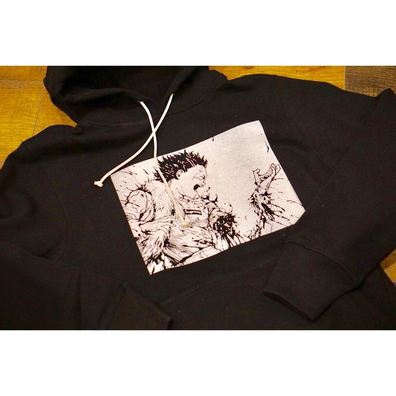 """Akira""    hoodie"