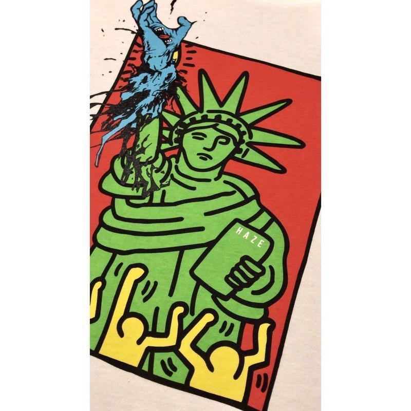 SCREAMING HAND  × Keith Haring