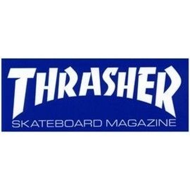 ステッカー  THRASHER LOGO BIG
