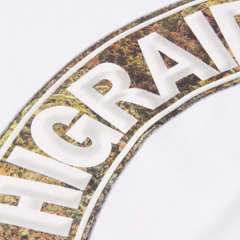 "visualreports ""REAL HIGRAID"" tee (White)"