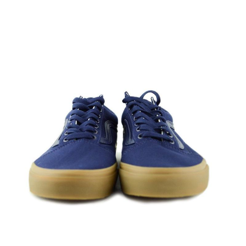 "Vans  (Old Skool Canvas Gum)   ""Eclips & Lhtgm"