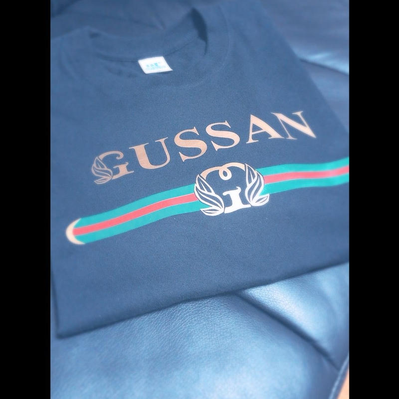 GUSSANオリジナルTシャツ