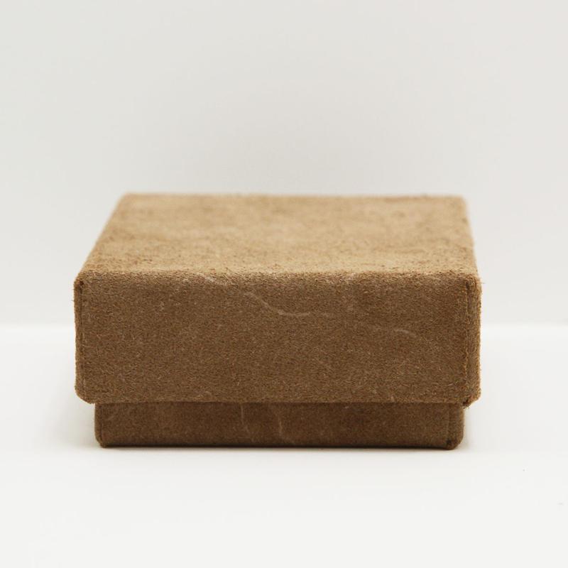 toco box ハガキサイズ - dark brown