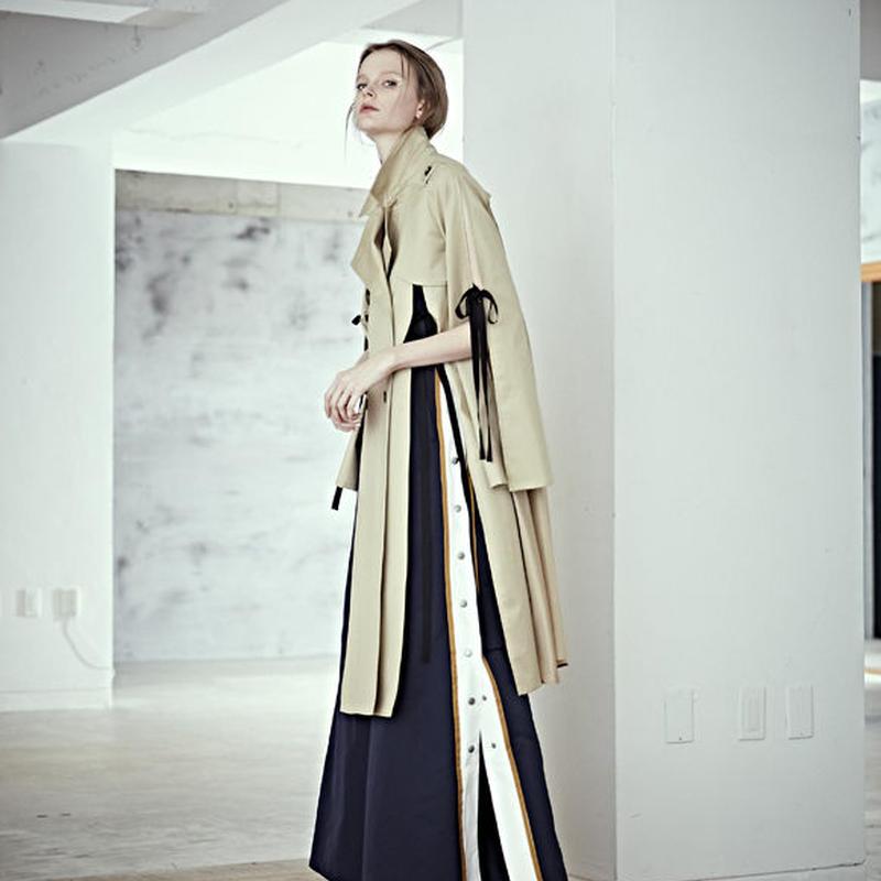 SHIROMA 19S/S slit coat