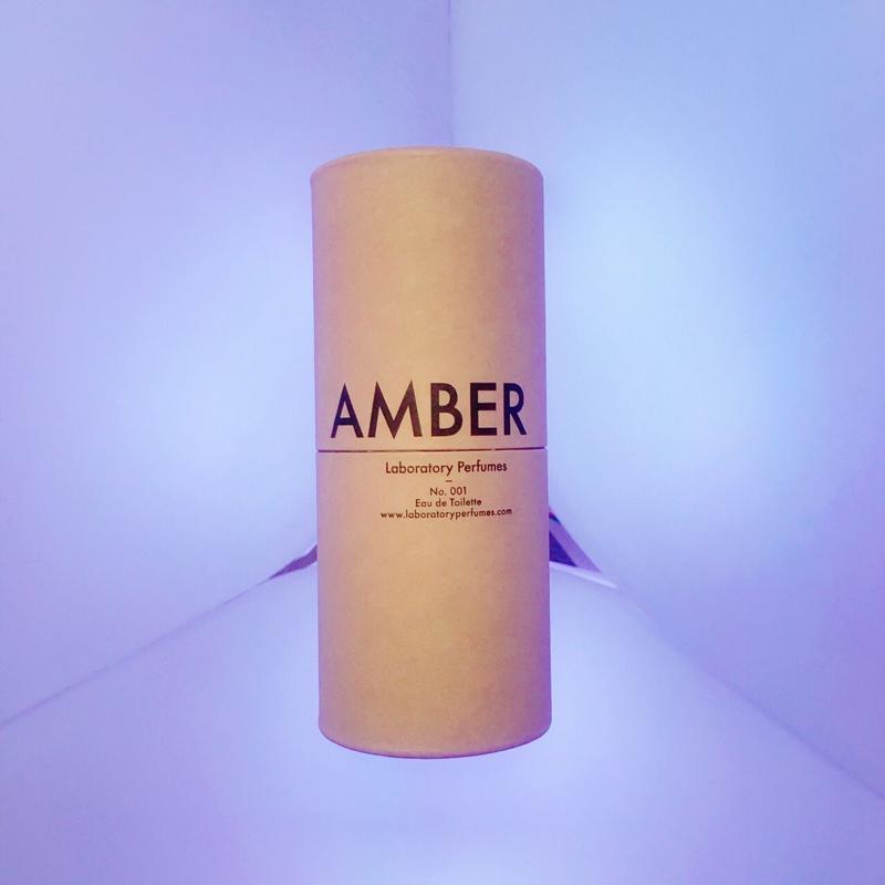 Laboratory Perfumes No.001 AMBER