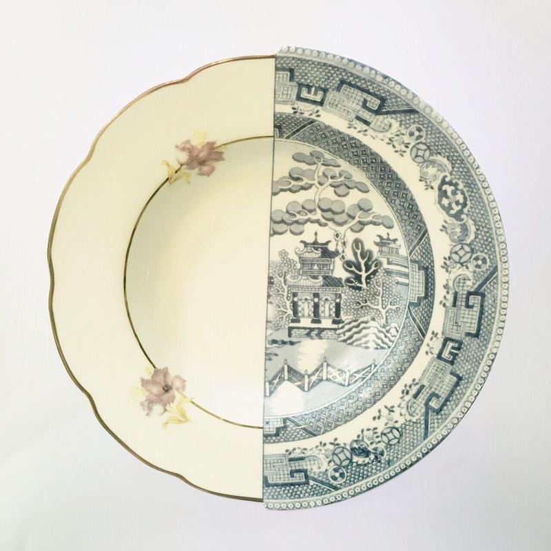 SELETTI hybrid bowl 25cm FILLIDE