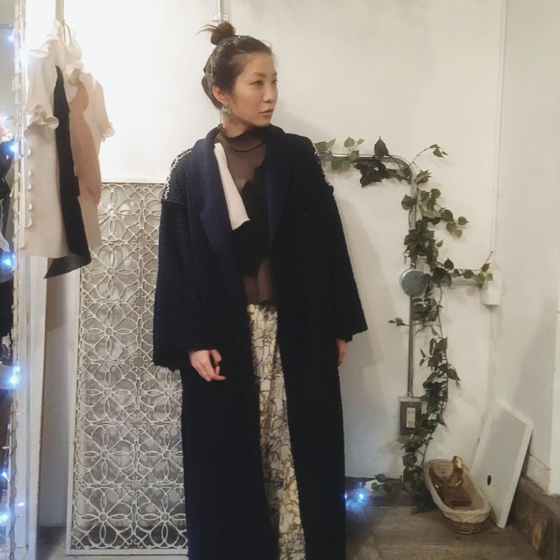 Yan na Maury dream100% night gown【1】