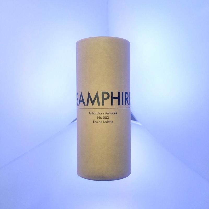 Laboratory Perfumes  No.003 SAMPHIRE