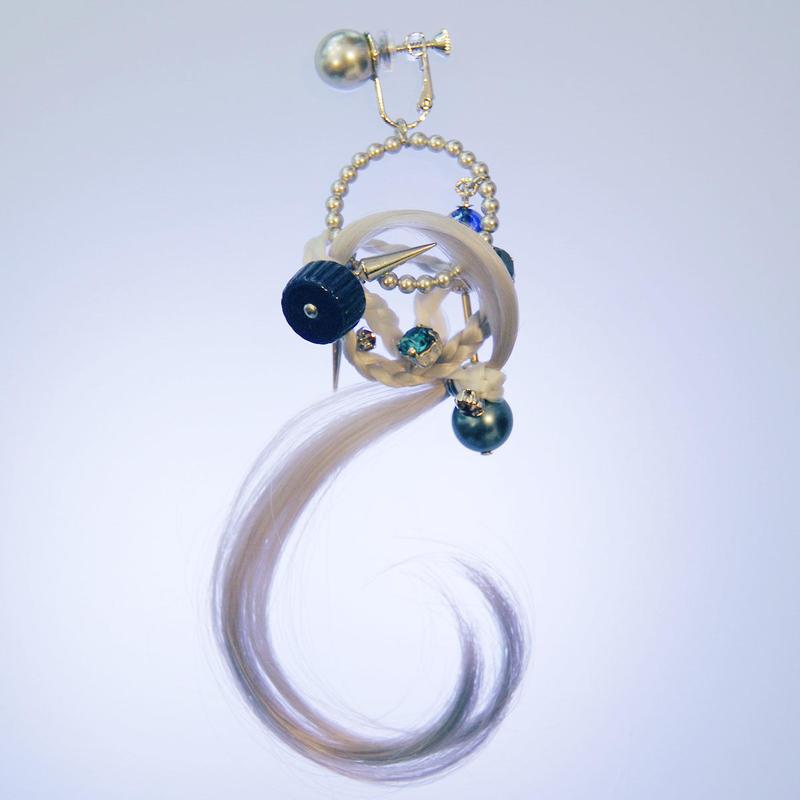 incantesimo fiber earring【G-P016】