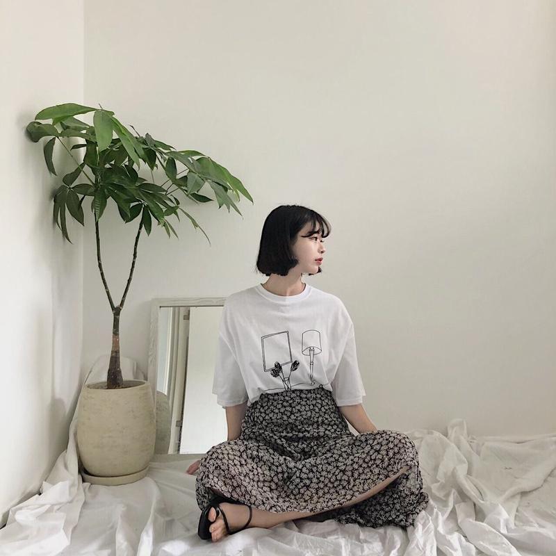 《予約販売》morning sun T-shirt