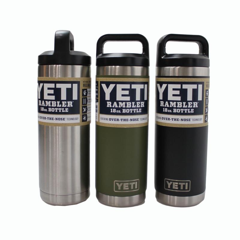 YETI - RAMBLER BOTTLE  18 oz