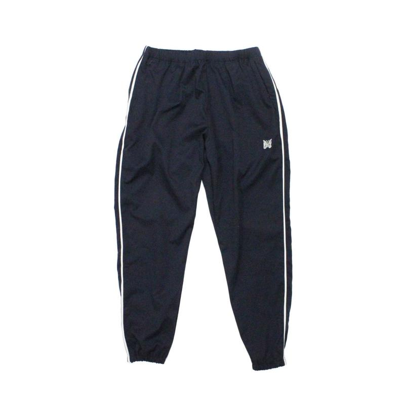 Needles Side Line Seam Pocket Easy Pant   Poly Dry Twill - Navy