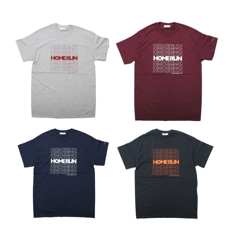 TAMANIWA  HOMERUN TEE  - COLOR